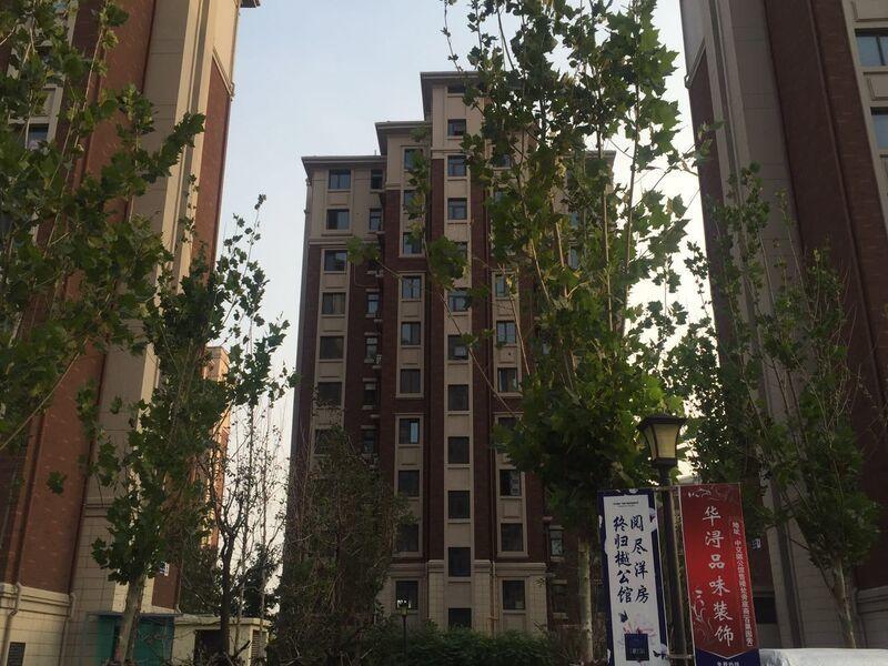 中交樾公馆租房信息